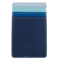 N/S Credit Card Holder Denim