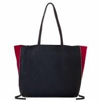 Icon Shopper Black-Chianti