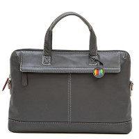 Slim Office Workbag Storm