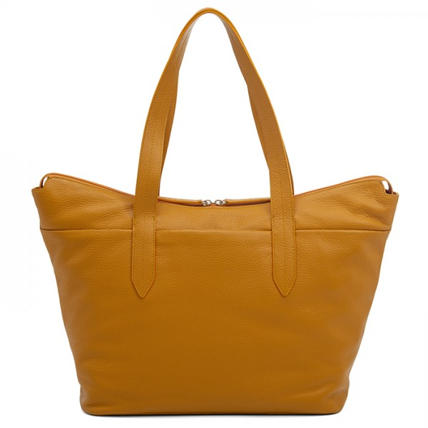 Bergamo Shopper Yellow