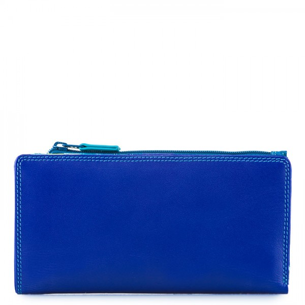 12 CC Zip Wallet Seascape