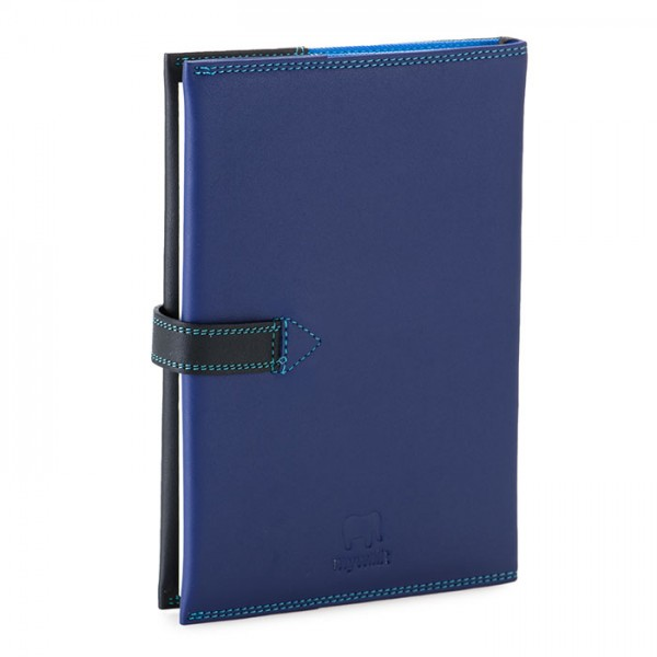 Small Notebook Cover Black Pace