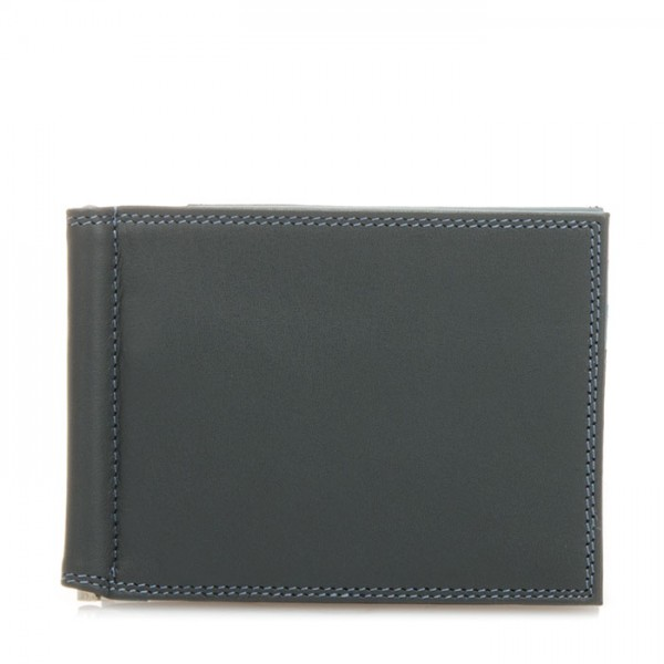 Money Clip Wallet Smokey Grey