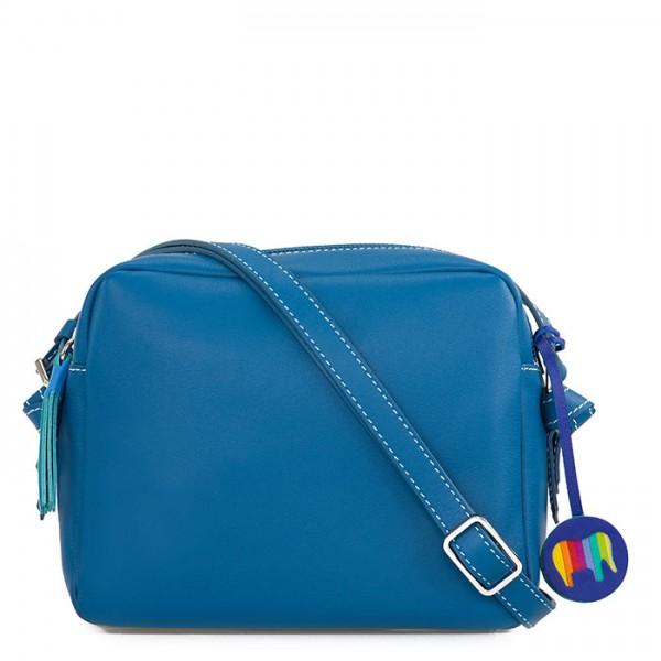 Bruges Camera Bag Sea Blue