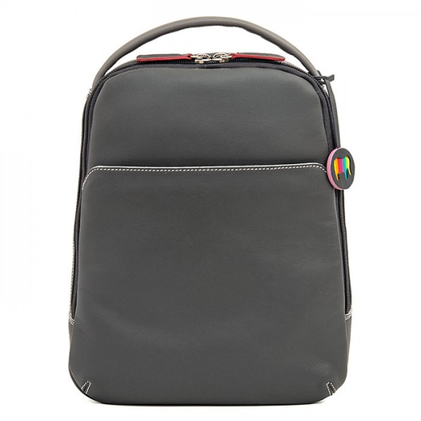 Office Large Leather Cross Body Sling Storm