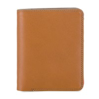 Medium Zip Wallet Caramel
