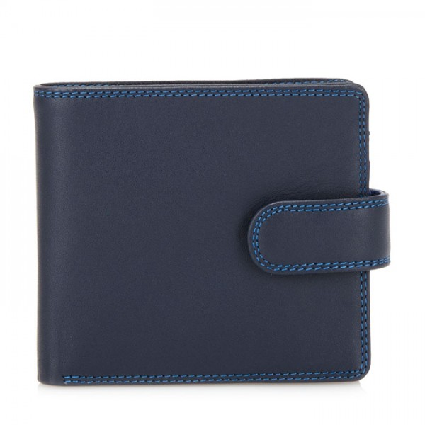 Tab Wallet w/inner leaf Kingfisher