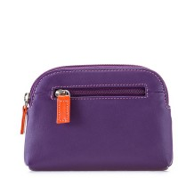 RFID Large Coin Purse Purple