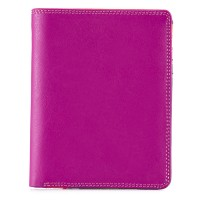 Medium Slim Wallet Sangria Multi