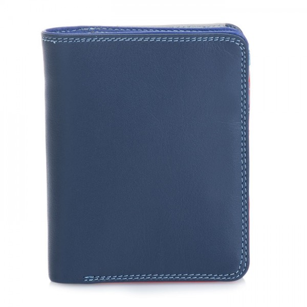 Medium Zip Wallet Royal