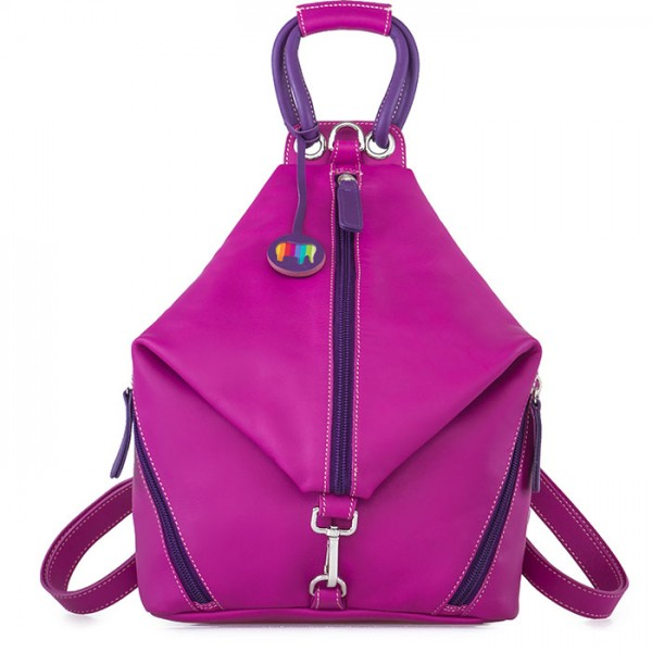 Caracas Backpack Fuchsia