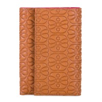 Elefante Tri-fold Wallet Tan