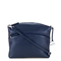 Cremona Rounded Cross Body Blue