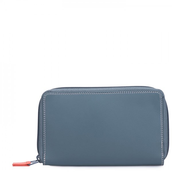 Zip Around Wallet w/Phone Pocket Urban Sky