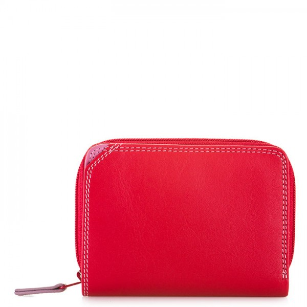 Small Zip Wallet Ruby