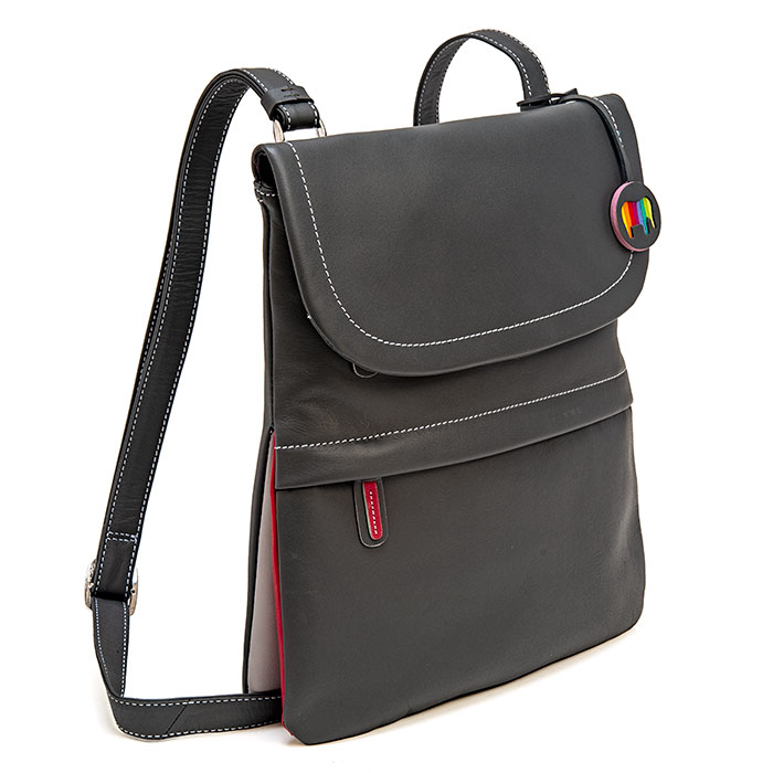 883aa2fda48 Kyoto Medium Backpack/Messenger Storm   New Bags   New   The ...
