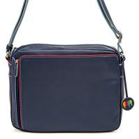 Medium Organiser Cross Body Bag Royal