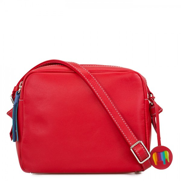Bruges Camera Bag Red