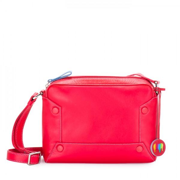 Madrid Small Camera Bag Red