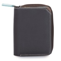 Small Zip Wallet Mocha
