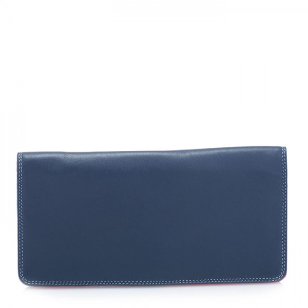 Large Slim Wallet Royal