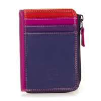 Small Zip Purse Sangria Multi