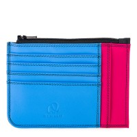 Slim Credit Card Holder with Coin Purse Burano