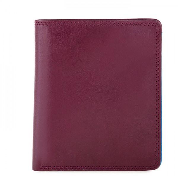 RFID Classic Men's Wallet Plum-Caribbean