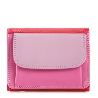 Mini Tri-fold Wallet Ruby