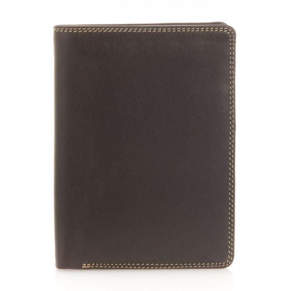 Portafoglio Continental con tasche per carte di credito Safari Multi