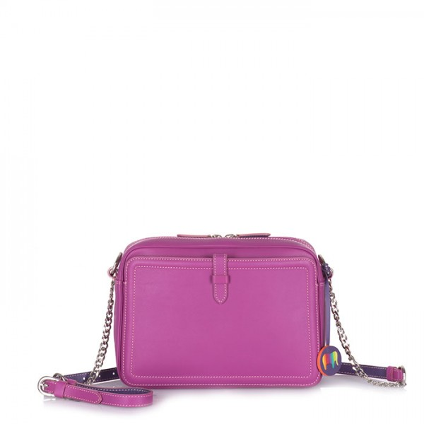 Dubai Crossbody Sangria Multi