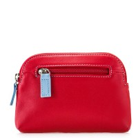 RFID Large Coin Purse Red