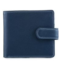 Tab Wallet w/inner leaf Royal