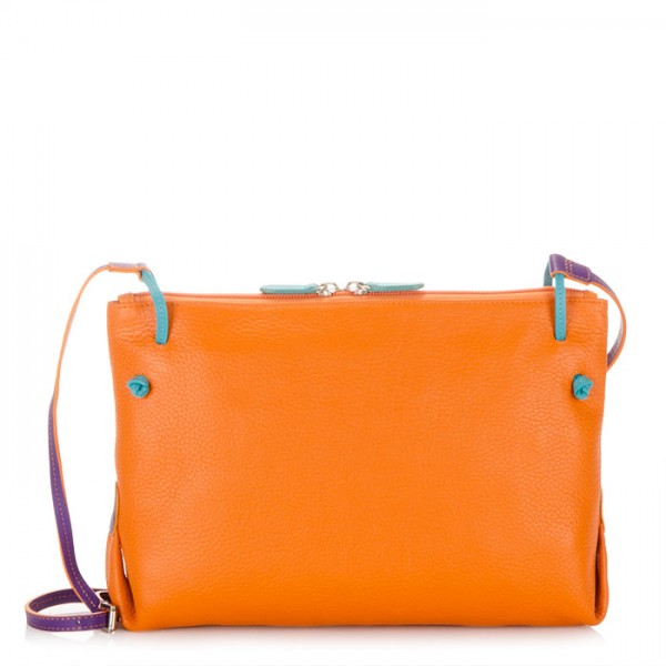 Rio Slouch Bag Orange Copacabana