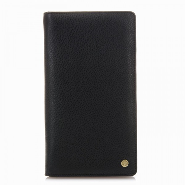 Panama Travel Wallet Black