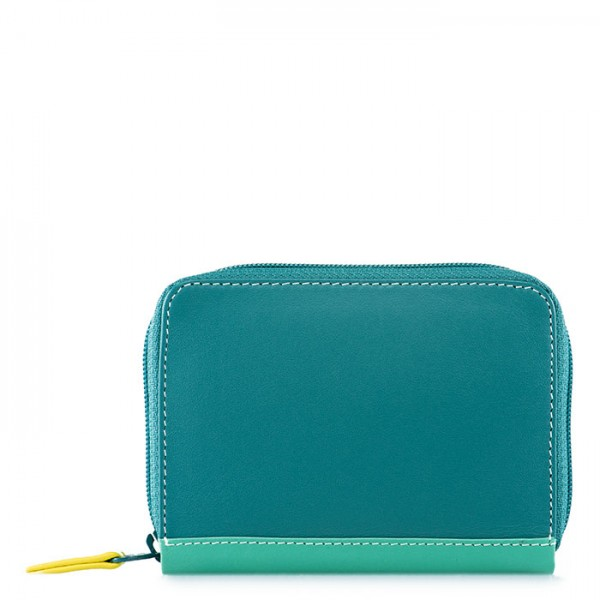 Zipped Credit Card Holder Mint