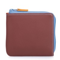Small Zip Around Wallet Siena