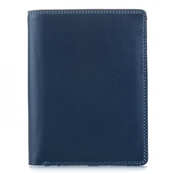 Wallet w/inner Leaf & Coin Pocket Royal