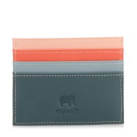 Double Sided Credit Card Holder Urban Sky