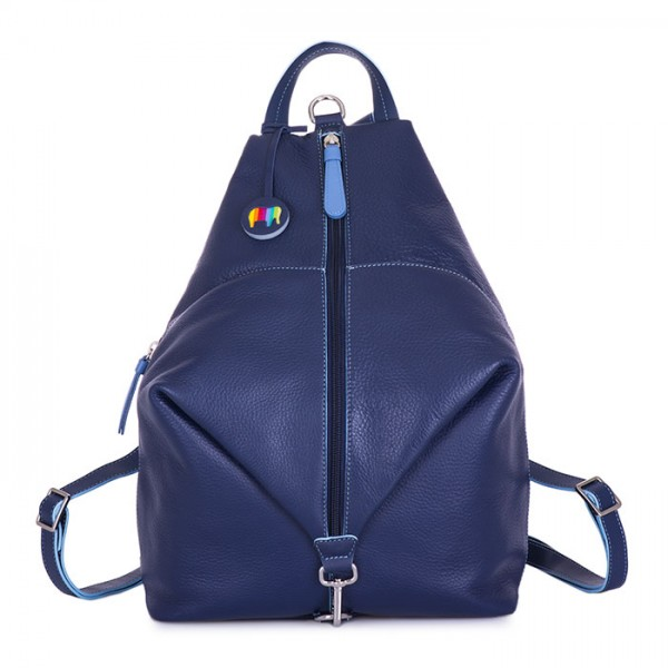Naples Two-Way Backpack Blue