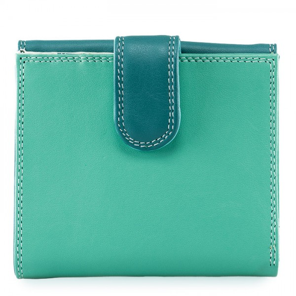 Tab and Flap Wallet Mint