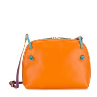 Rio Small Zip Top Orange Copacabana