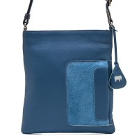 Havana Crossbody Denim