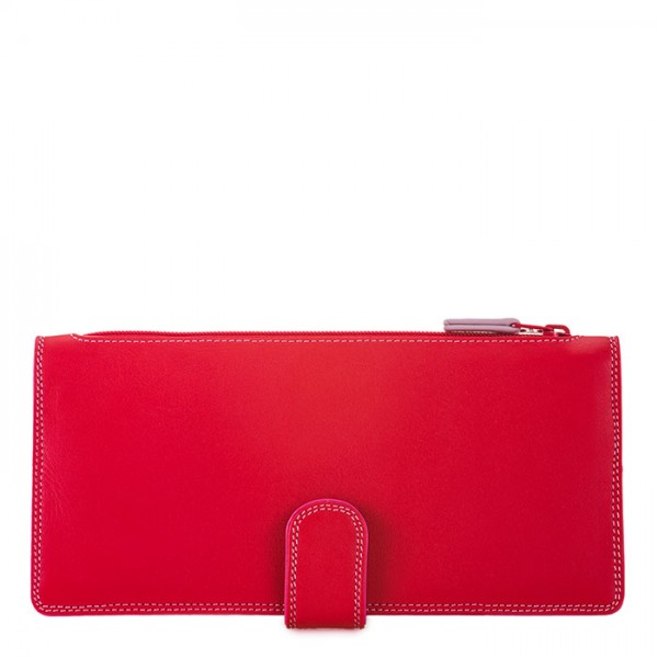 Tab Purse Wallet Ruby