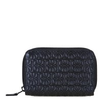 Elefante Zip Around Wallet Black Pace