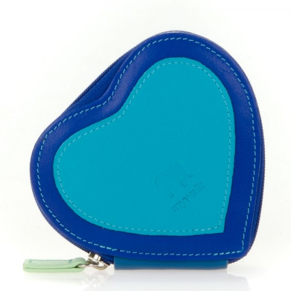 Heart Purse Seascape
