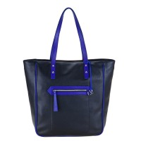 Lecce Shopper Black