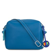 Bruges Camera Bag Sea Blue