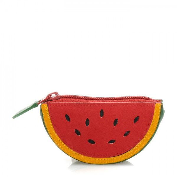 Fruits Watermelon Purse Red/Green