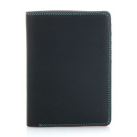 Continental Wallet with C/C Pockets Black Pace